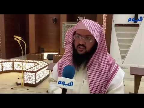 شاهد.. «اليوم» ترصد استعدادات فتح المساجد فجر الأحد