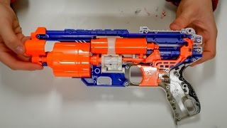 How To Mod A Nerf Disruptor/Strongarm