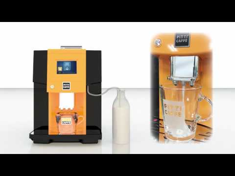 Pitti Barista Beans-to-Cup Coffee Machine by Pitti Caffe Asia