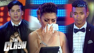 The Clash: Lani Misalucha Cries Over The Decision Between Anthony Rosaldo Vs Jong Madaliday | Top 6