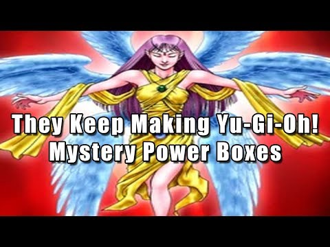 They Keep Making Yu-Gi-Oh! Mystery Power Boxes
