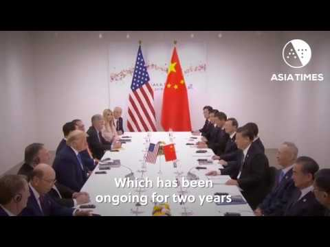 US trade war exposes cracks in China's economy