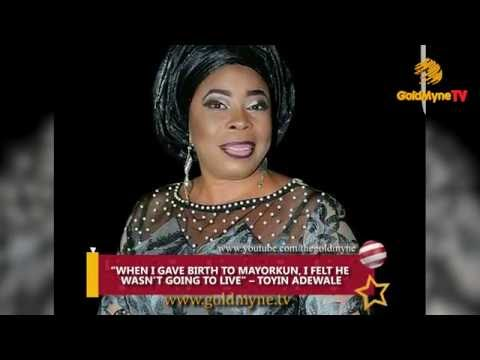 """""""WHEN I GAVE BIRTH TO MAYORKUN, I FELT HE WASN'T GOING TO LIVE"""" – MOTHER, TOYIN ADEWALE"""