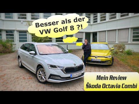 2020 Skoda Octavia Combi - Ist er der bessere VW Golf 8?! Test - Review - Alltag