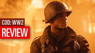 Call of Duty: WW2 - REVIEW - Singleplayer-Kampagne im Test