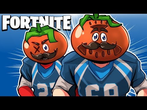 TOMATOES VS BURGERS! (NEW FOOD FIGHT LTM) - Fortnite Battle Royale Mp3
