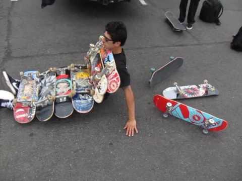 Omar Salazar // Fatback Alien Workshop (Extras) 2011