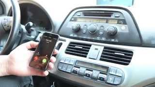Bluetooth Kit for Honda Odyssey 2005-2010 by GTA Car Kits