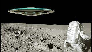 НАСА в замешательстве! НА ЛУНЕ НАШЛИ НЛО