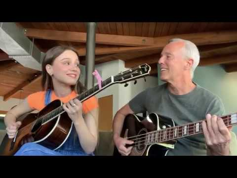 Tears for Fears singer Curt Smith and daughter Diva perform acoustic rendition of Mad World - relevant in these trying times.