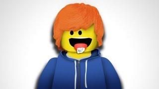 """ED SHEERAN - """"LEGO HOUSE (LEGO VERSION)"""""""