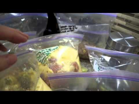 Video 20 Crock Pot Meals in 2 Hours