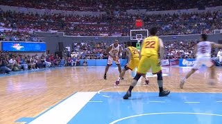Wright and Brownlee Duel in Manila Classico! | PBA Governors' Cup 2016