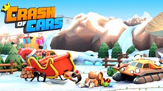 *NEWS* WINTERLAND Map is BACK | Crash of Cars