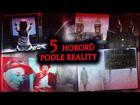 5 HORORŮ PODLE REALITY | by PeŤan