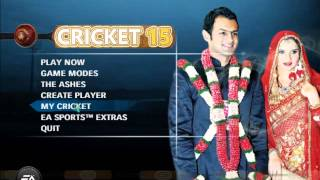 EA Sports Cricket 15 Patch Gameplay+Download Free
