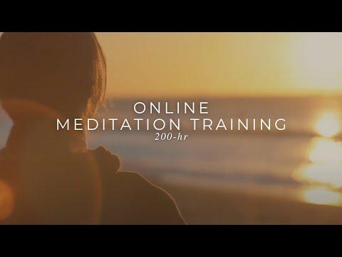 Online Meditation Teacher Training - YouTube