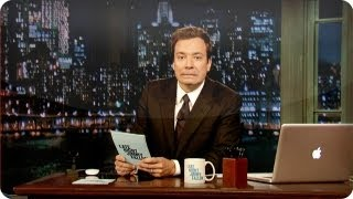 Hashtags: #OopsMyBad (Late Night with Jimmy Fallon) thumbnail
