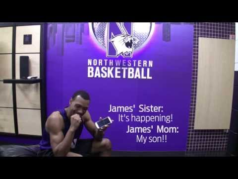 James Montgomery Scholarship Video