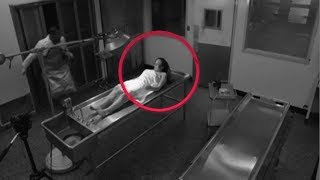 5 Scariest and Creepiest Things Caught In a Morgue