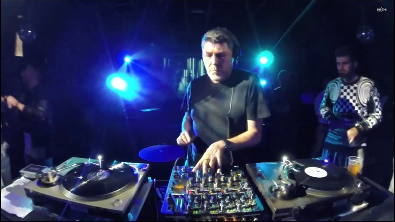 Claudio Coccoluto - Live @ Sonarlive x INSIDE Club 2014
