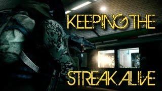 KEEP THE STREAK ALIVE - Battlefield 3 Xbox 360
