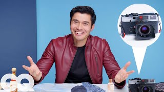 10 Things Henry Golding Can't Live Without | GQ