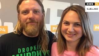 Christina i P4 Sjælland om test