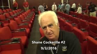 Shane Cockerille postgame Maryland Football v Howard
