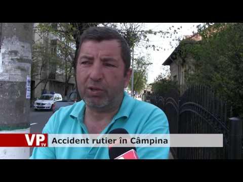 Accident rutier în Câmpina