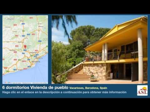 6 dormitorios Vivienda de pueblo se Vende en Vacarisses, Barcelona, Spain