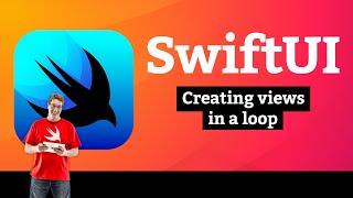 Creating views in a loop – WeSplit SwiftUI Tutorial 6/11