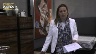 Reportagem Ana Franco Interiores - Intercasa 2016 - Espaço LXI