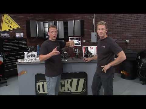 Adjustable XD Trailer Hitch on TruckU