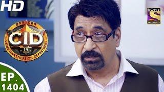 CID - सी आई डी - Band Aankhen - Episode 1404 - 29th January, 2017