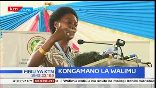 Kongamano la walimu wa shule za msingi wakutana katika kaunti ya Mombasa