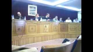 preview picture of video 'Pleno Ordinario Ayuntamiento de Chiva 30 de enero de 2014'