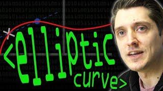 Elliptic Curves - Computerphile