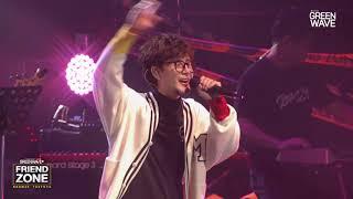 """รักตัวเอง - Cover Night Live """"Friend Zone"""" Room39 X The Toys [ Official ]"""