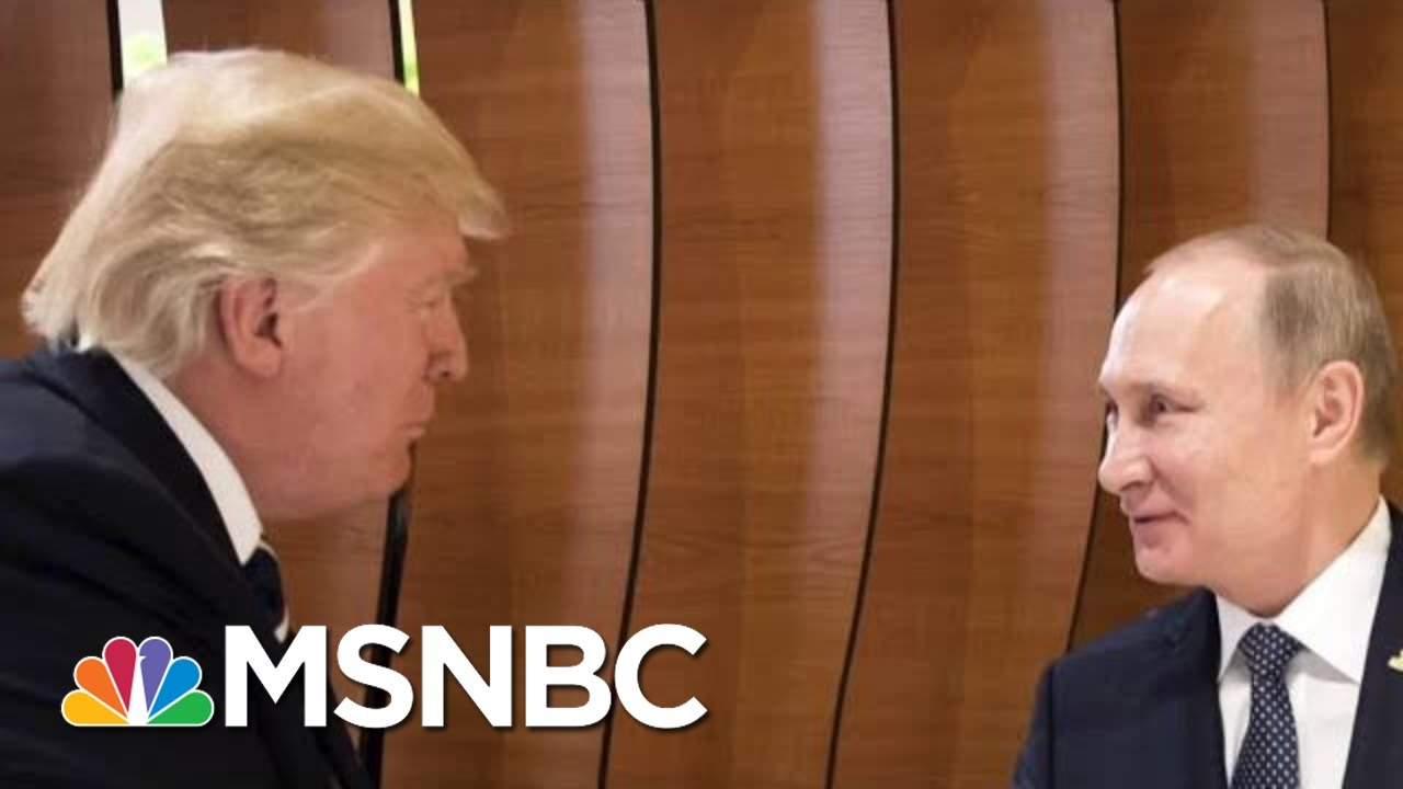 Panel: Trump Canceling Putin Summit 'Would Discredit His Strategy Of Past Year' | MTP Daily | MSNBC thumbnail
