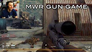 Modern Warfare Remastered has Gun Game!