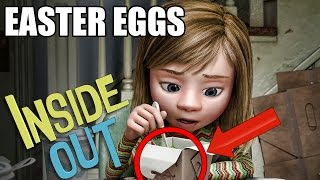 45 Easter Eggs Of INSIDE OUT You Didnt Notice