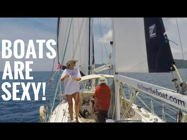 5 REASONS WHY YOU SHOULD BUY A BOAT! Sailing Followtheboat Q&A 25