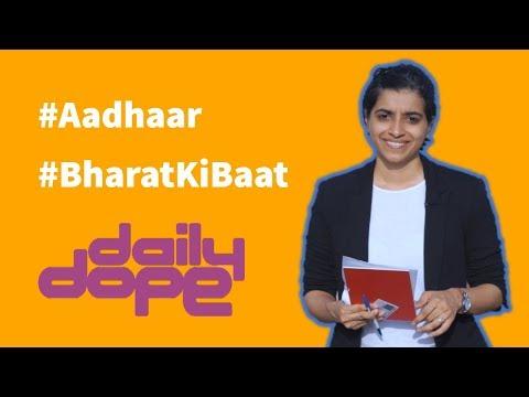 Aadhaar is not India's Cambridge Analytica - #DailyDope