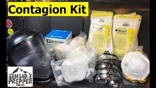 Coronavirus  Preparing A Contagion Survival Kit