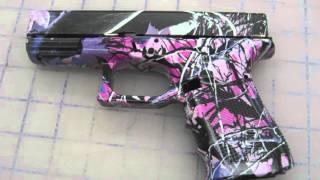 Xcaliber Glock - Muddy Girl Camo