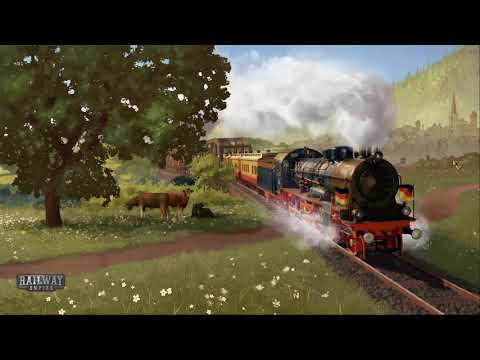 Railway Empire - Germany DLC - Overview