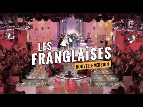 Les Franglaises à Vivement dimanche (France 2)