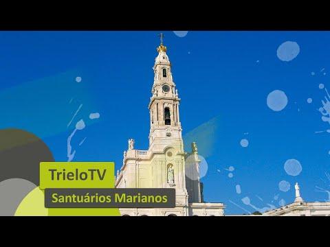 Santuários Marianos com Eliana Ribeiro com saída dia 05/07/2018