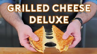 Binging With Babish: Grilled Cheese Deluxe From Regular Show